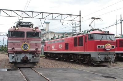 2006.7.1(土) JR貨物 富山機関区...